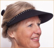 Hats and Visors by Sunwiser Ladies Hats and Visors Ladies Golf Visors 7344223156f